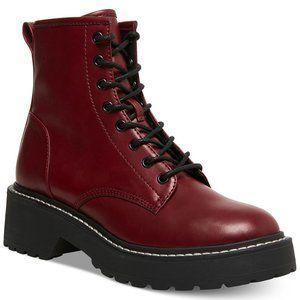 Madden Girl Carra Combat Boots